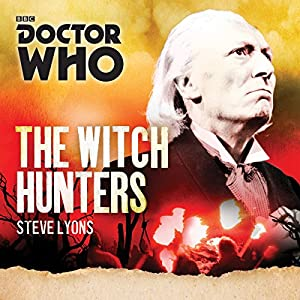 Doctor Who: The Witch Hunters Radio/TV Program