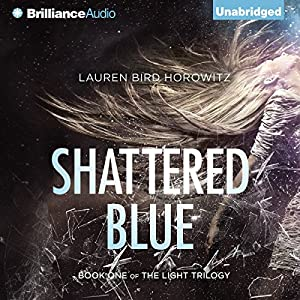 Shattered Blue Audiobook
