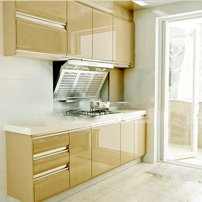 52 opinioni per KINLO 1 Rotolo Adesivo per Cucina 5M x 0.61M / Rotolo, PVC Adesivo Waterproof