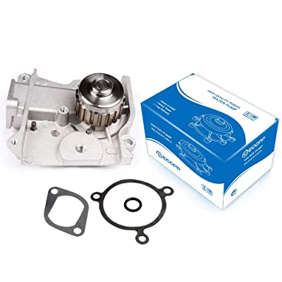ECCPP Engine Water Pump Gasket fits for 1985 1986 Mazda 626 DX SOHC: Automotive