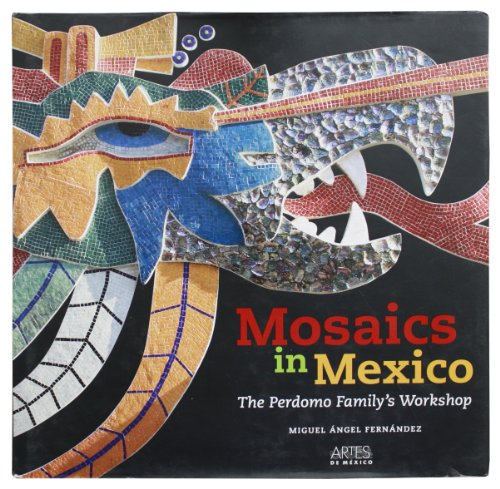 Mosaics in Mexico. The Perdomo Family's Workshop