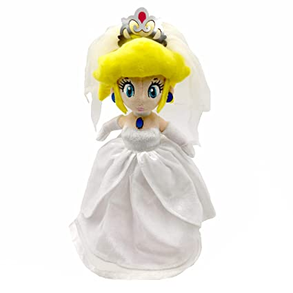 Yijinbo Super Mario Odyssey Princess Peach Wedding Dress