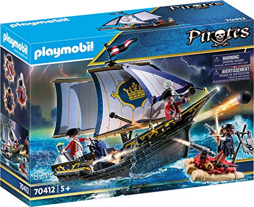 Playmobil Redcoat Caravel 70412 Pirates