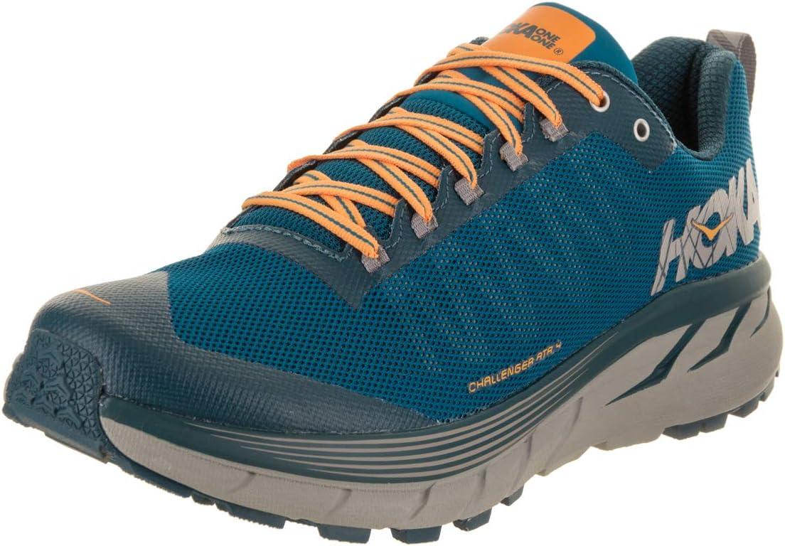 HOKA Men's Trail Running Shoes Blue
