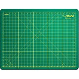 Pro Quality 18x24 Inch Self Healing Cutting Mat for Sewing, Quilting, or Any Other Crafts or Hobby - Professional Double Sided Cutting Mat Re-Seals After Every Cut - Strong, Durable and Long Lasting