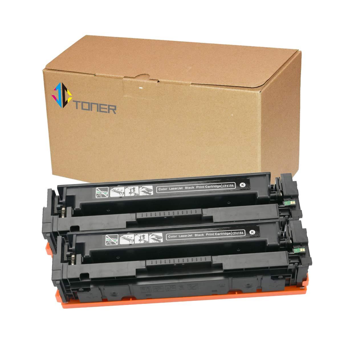Toner Alternativo ( X2 ) Negro CF410A 410A MFP M477fdn M477fdw M477fnw M452dn M452nw M452dw M377dw