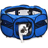 AmazonBasics Portable Soft Pet Dog Travel Playpen