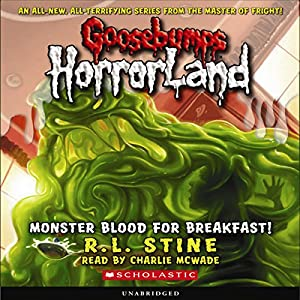 Goosebumps HorrorLand #3 Audiobook