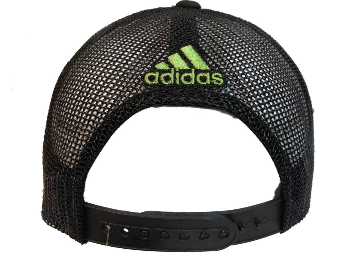 71a9dac9794 Amazon.com   adidas Seattle Sounders FC Camouflage Black Mesh Back Snapback  Trucker Hat Cap   Sports   Outdoors