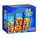#1: Planters Nut 24 Count-Variety Pack, 2 Lb 8.5 Ounce