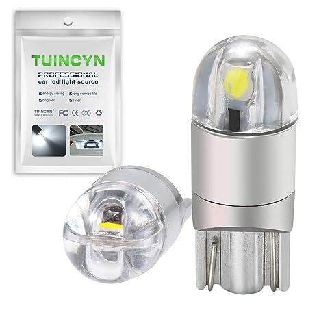 T10 2 W5 Tuincyn Led Lumens De 2smdBlanc360 Lot W 3030 Ampoules q5A4jL3R