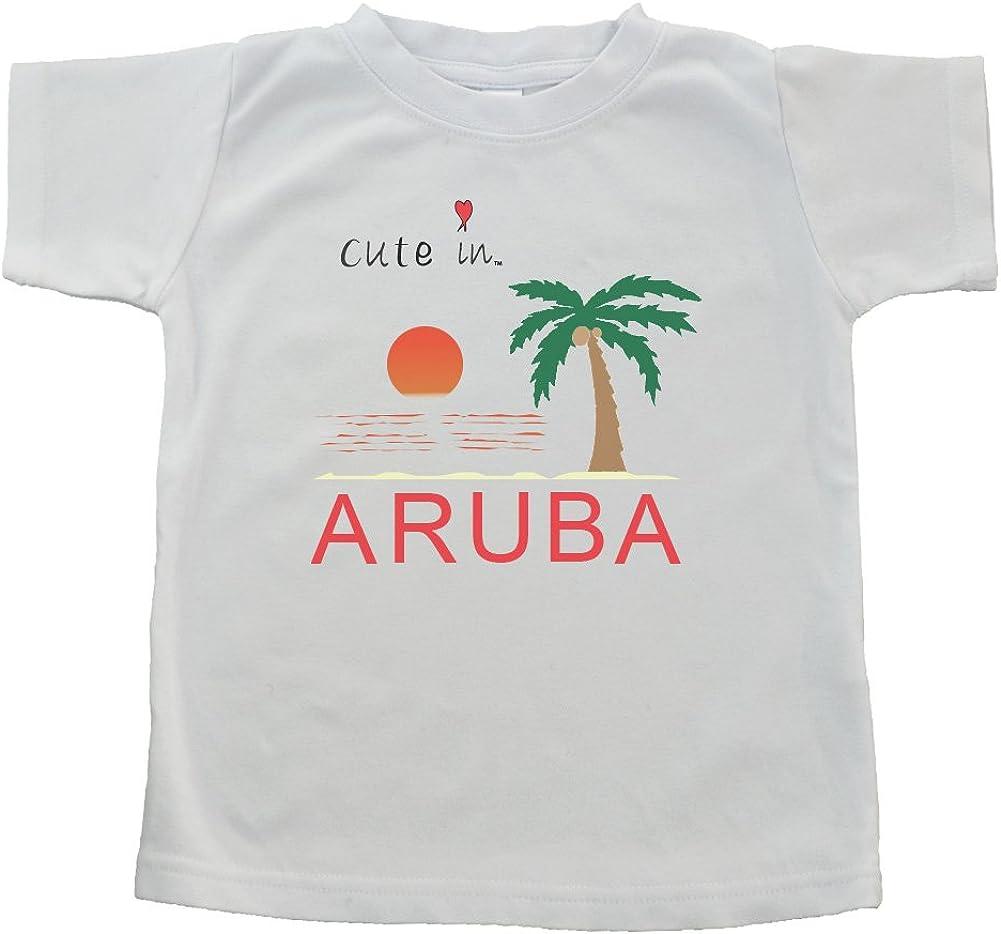 Cute in Aruba Kids T-shirt Toddler T-Shirt