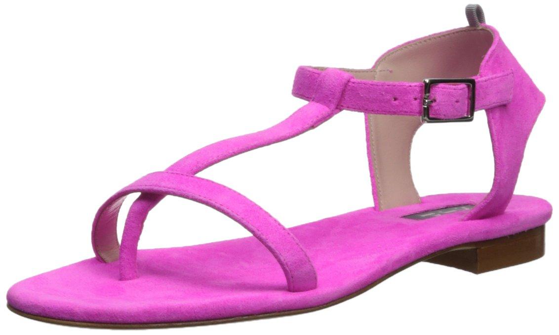SJP by Sarah Jessica Parker Women's Veronika Slide Sandal B074PFMFKD 42 B EU (11.5 US) Candy Suede
