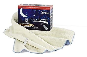 Ardes Scaldaletto Buonanotte.Ardes Ar410 Heated Blanket Underblanket Single Goodnight In