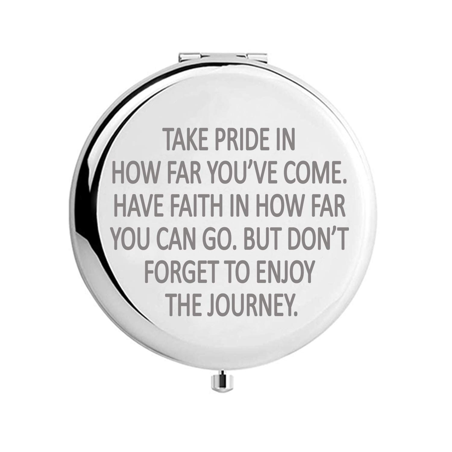MOORAY 2019 Graduation Gifts for Her, Graduation Presents for Women, Graduation Party Decorations for Graduates, Engraved Gift Ideas for Birthday Christmas Take Pride 2.6inch