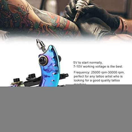 Maquina de Tatuaje, Beginner Tattoo Kit Stigma Profesional Kit de Tatuaje Maquina para Tatuar Rotativa Maquina de Tatuaje Kit Completo: Amazon.es: Belleza