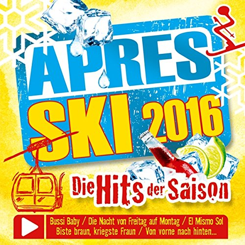 Price comparison product image Apres Ski 2016-Die Hits D