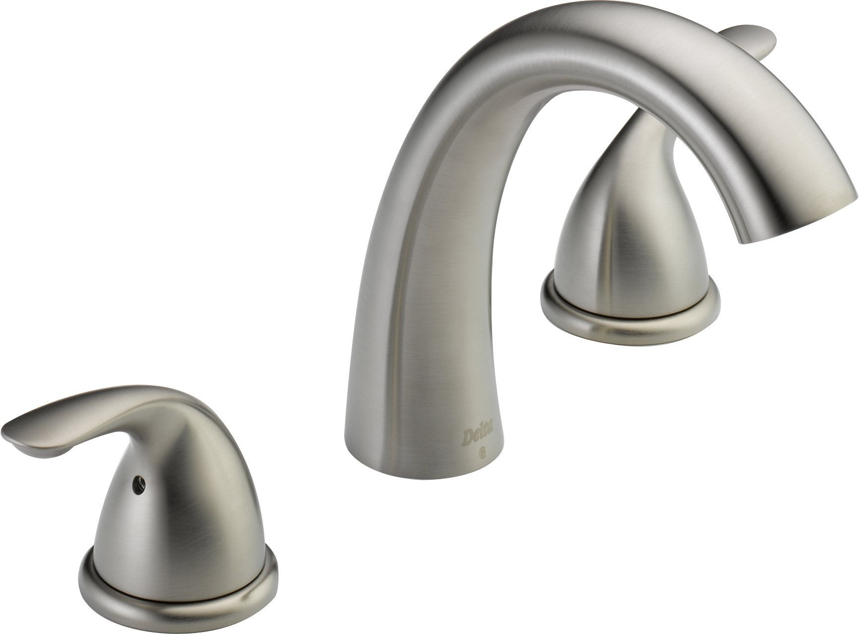 Delta T5722-SS Classic Roman Tub Trim, Stainless (Valve not included) by DELTA FAUCET