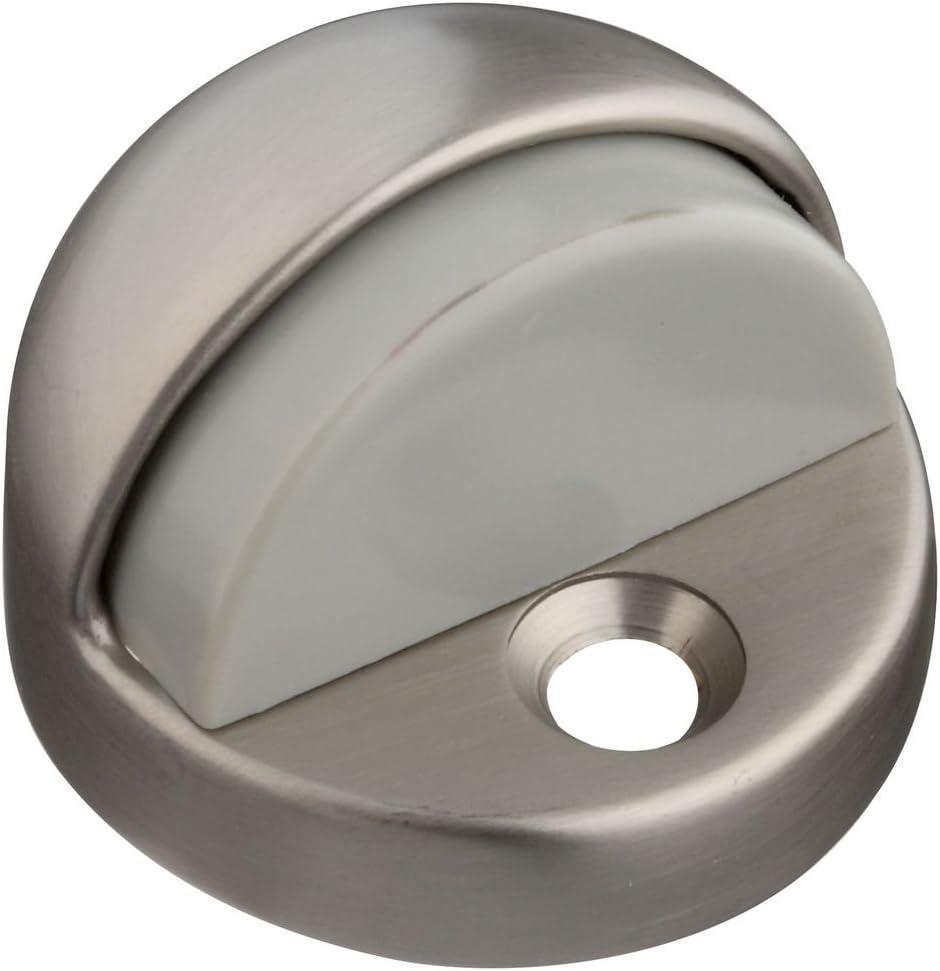 National Hardware N215-814 V1940 Floor Door Stop in Chrome