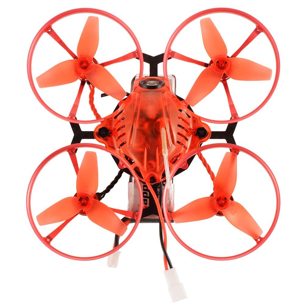 Kreema Snapper7 BNF Whoop Racer FPV Quadcopter Quadcopter Quadcopter Drohne Micro Brushless Racing 75mm F3 FC 5d3bc6