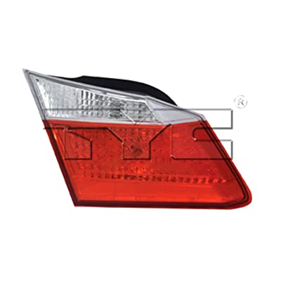 TYC 17-5370-00-1 Compatible with HONDA Accord Replacement Reflex Reflector: Automotive