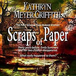 Scraps of Paper, Revised Author's Edition Audiobook