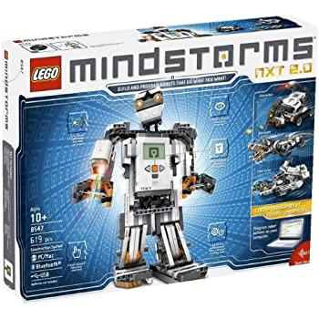 Amazon.com: LEGO Mindstorms NXT 2.0 (8547) (Discontinued by ...