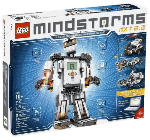 LEGO Mindstorms NXT 2.0 (8547) (Discontinued by manufacturer) (Set Instructions Technic)