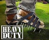 Premium Nylon Heavy Duty Lawn Aerator Shoes - 4