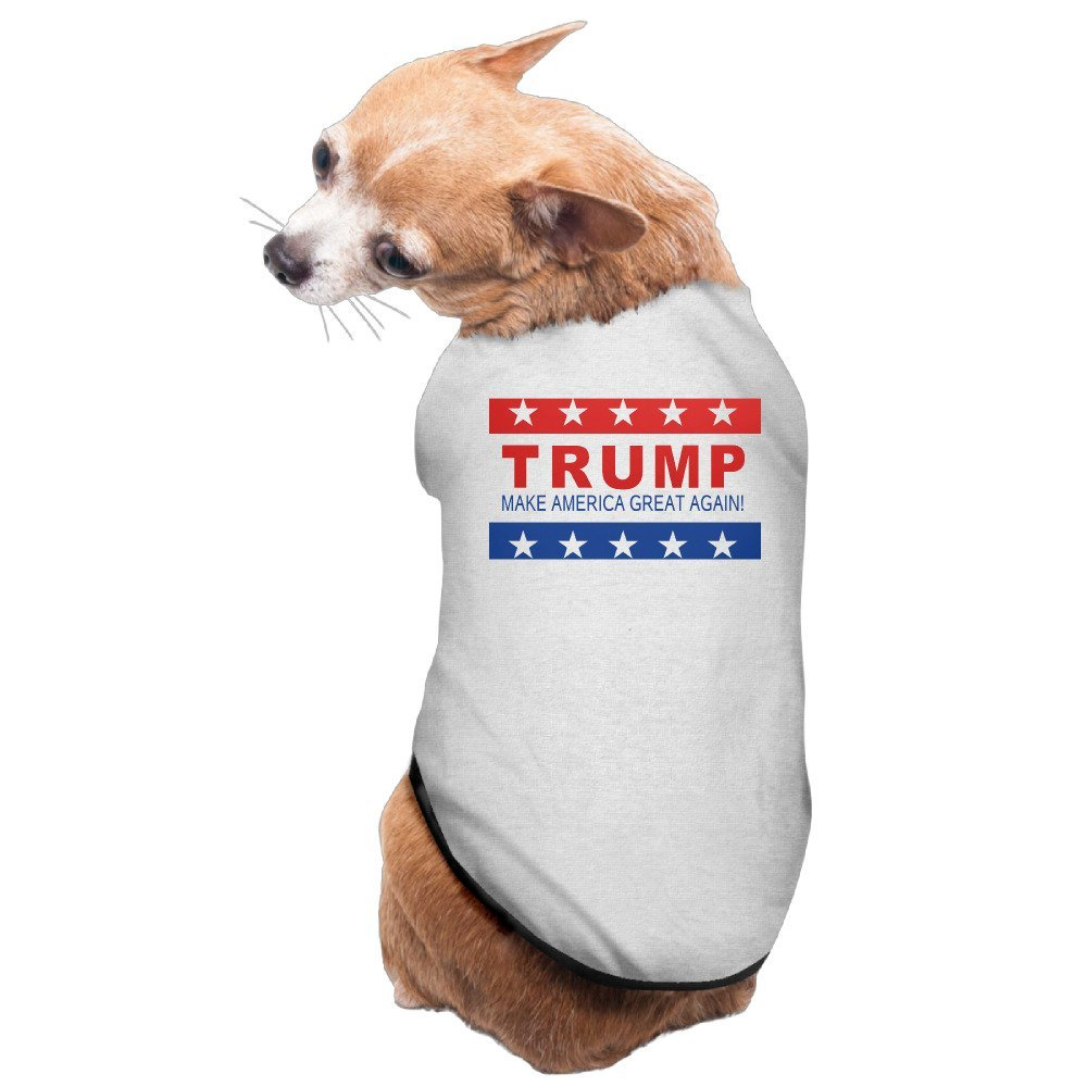 Amazon Com Trump Make America Great Again Dog Apparel Pet Clothing