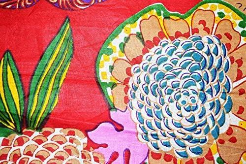 Indio tradicional Hecho a mano 100% tela de algodón puro Flor de ...