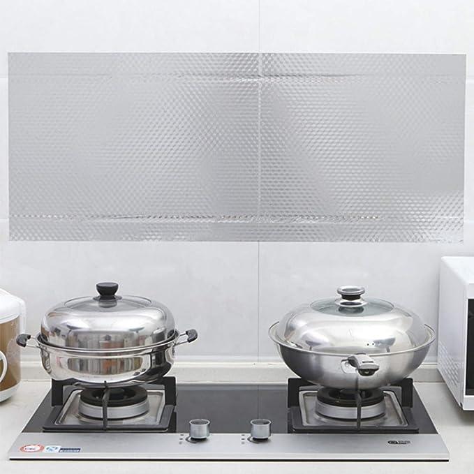 Ya Jin - Adhesivo de aluminio resistente al aceite para cocina ...