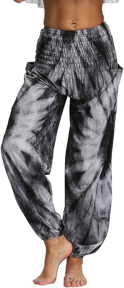 Darringls Pantalón de Yoga Mujer, Pantalon Chandal Mujer Largos ...