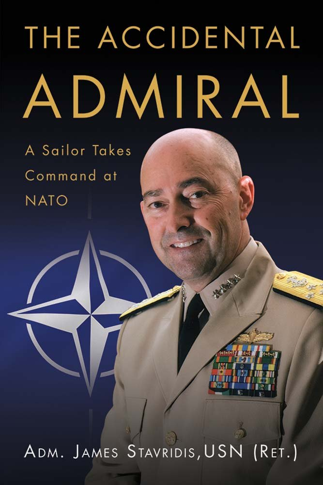 Download The Accidental Admiral: A Sailor Takes Command at NATO pdf