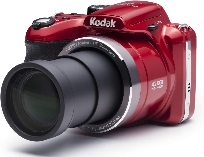 Kodak Pixpro AZ422 Roja: Amazon.es: Electrónica