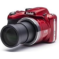 Kodak Pixpro AZ422RD, Yüksek Zoom Kamera, Kırmızı