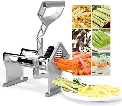 Goplus French Fry Cutter Fruit Vegetable Potato Slicer