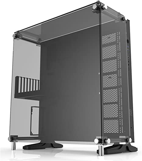 Thermaltake Core P5 Edición Cristal Templado - Carcasa de Ordenador (Mid-Tower, Micro-ATX, PC, Vidrio Templado, Disco Duro 2,5