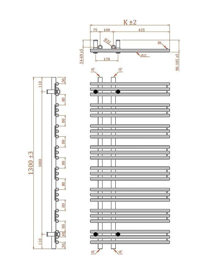 ZentimeX Z724009 Auspuffdichtung Dichtung f/ür A4 97