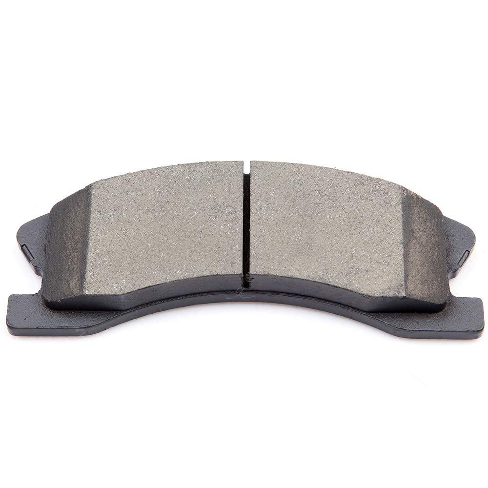 OCPTY Ceramic Brakes Pads Quick Stop Front Rear Brake Pad fit for 1999 2000 2001 2002 2003 2004 Jeep Grand Cherokee 807423-5209-1759590281