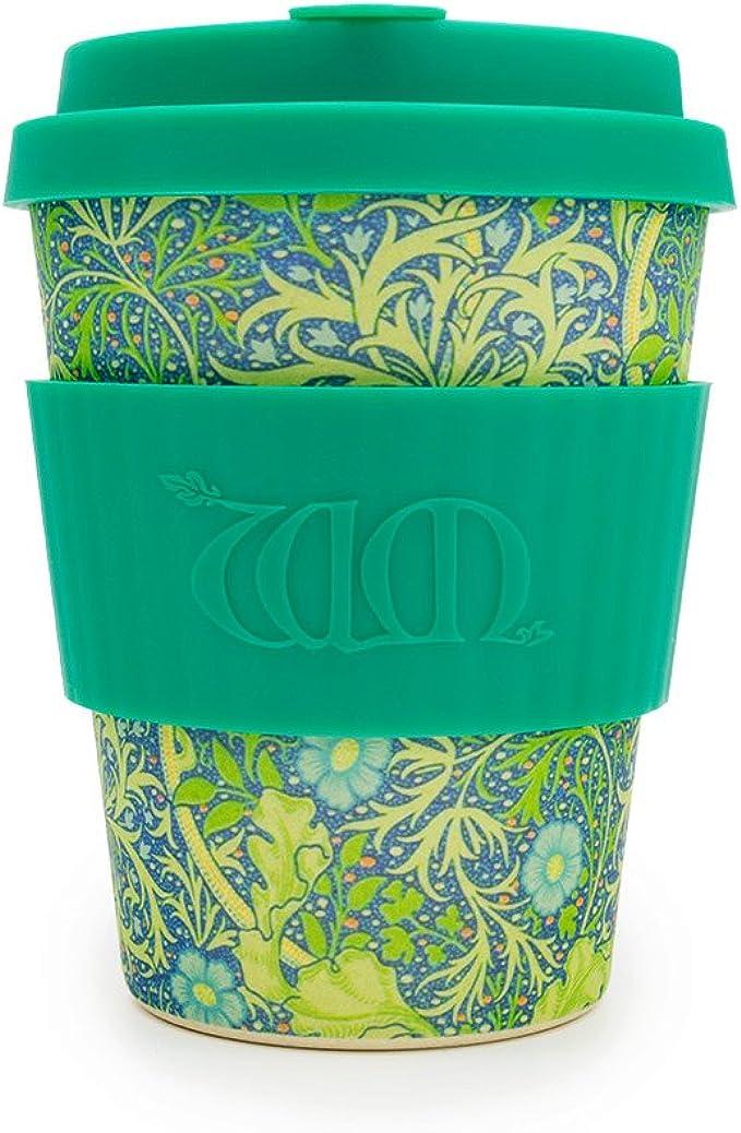 250 ml William Morris réutilisables Bambou tea /& coffee cups Ecoffee Eco-Friendly 8 oz environ 226.79 g