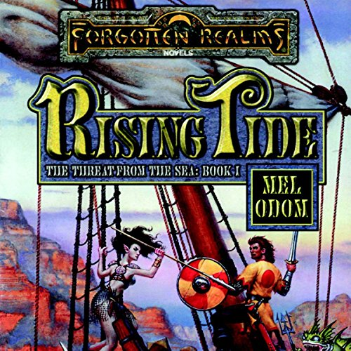 Rising Tide: Forgotten Realms: The Threat from the Sea, Book 1