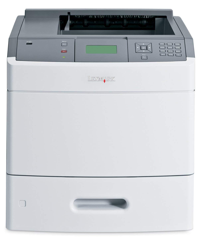 Laser 55 PPM 1200 DPI X 1200 DPI Monochrome 650 Pages Certified Refurbished T654N Printer