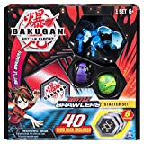 Bakugan, Battle Brawlers Starter Set Transforming Creatures, Aquos Garganoid, for Ages 6 and Up