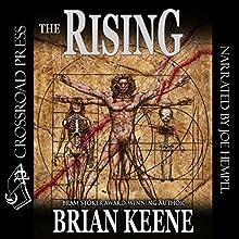 The Rising Audiobook by Brian Keene Narrated by Joe Hempel