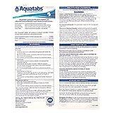 Aquatabs AQT100 Water Purification Tablets