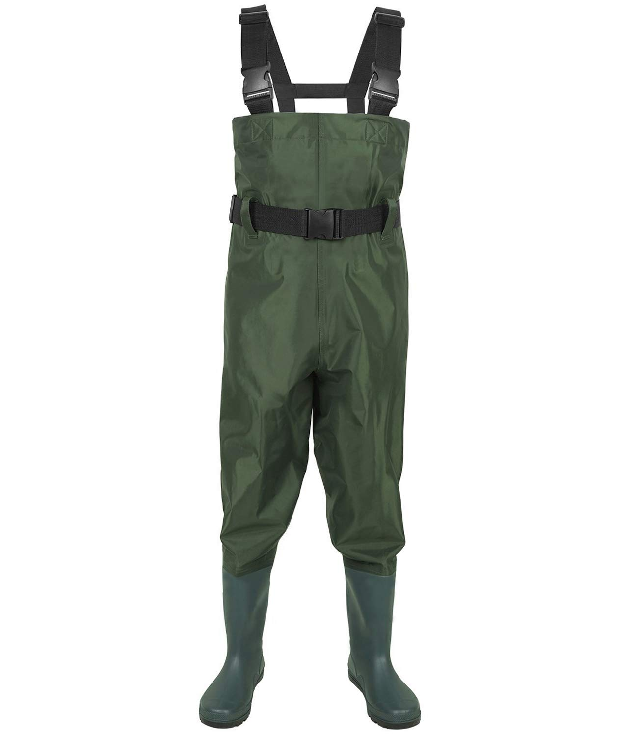 保障できる (6/7 Waders Little Kid) - LANGXUN Hip Hip Waders Kids, B07G9B4QSR Lightweight Breathable PVC Fishing Waders Children, Waterproof Bootfoot Waders Boy Girl, Army Green Chest Waders Kids B07G9B4QSR, チャイルドヴィーイクルズ:c9ef59fa --- a0267596.xsph.ru