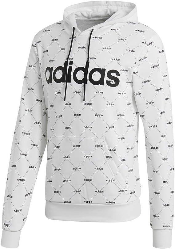 Gobernable luto Clasificación  adidas Men's Core Fav Hoody Sweater: Amazon.ca: Clothing & Accessories