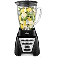 Oster Pro 1200 Plus Blender with Smoothie Cup, Black