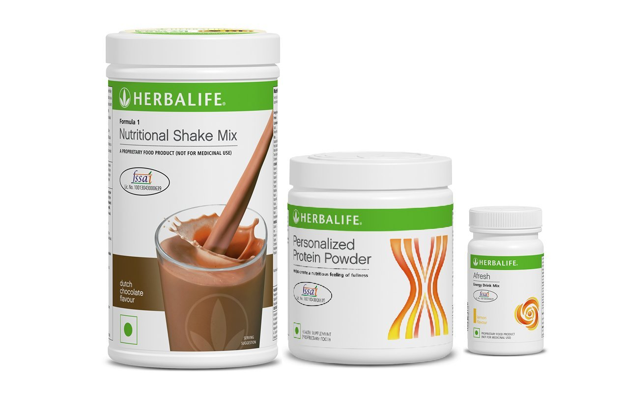 Herbalife Weight Loss Package - 5gm ( 5 Iteams )